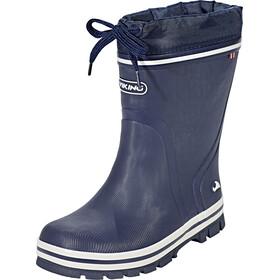 Viking Footwear New Splash Winter Kozaki Dzieci, navy